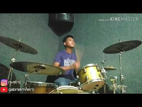 Mimpi yang sempurna — Peterpan rock cover Jeje Guitar (Drum Cover