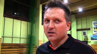 Wywiad po meczu Nbit vs FCToruń