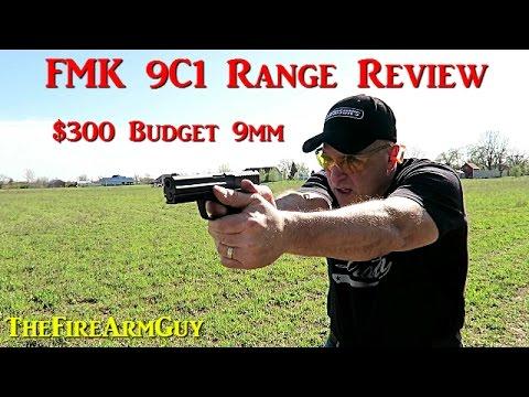 FMK 9C1 Gen 2 Range Review - TheFireArmGuy