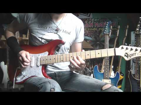 Bob Marley - Jamming  guitar  - Improvised Version