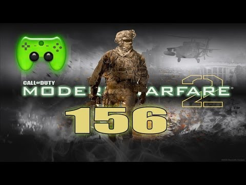 MODERN WARFARE 2 # 156 - Verwuchert Battle ohne G18 «»  Let's Play Modern Warfare 2 | HD