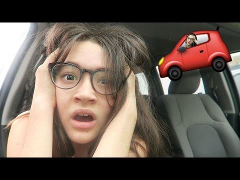 Road Trip GONE WRONG | Girl Gone Crazy Road Trip (Gross Rest Area Bathroom)