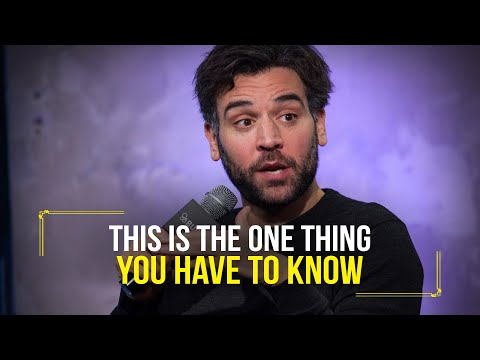 """""""How I Met Your Mother"""" Star Shares His Success Advice видео"""