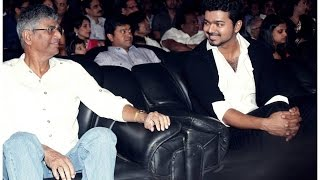 Vijay's Father to act as Hero