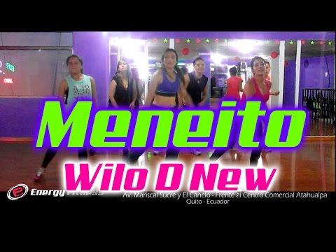 """la zumba con meneito - """"el meneito"""" di wilo d'new"""