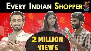Video Every Indian Shopper Ever | Ft. Bade & Nikhil Vijay | RVCJ MP3, 3GP, MP4, WEBM, AVI, FLV Maret 2018