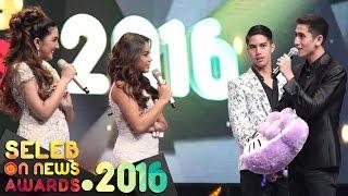 Video Pilihan Cowok - Cowok paling kece untuk Aurel - Seleb On News Awards 2016 MP3, 3GP, MP4, WEBM, AVI, FLV Juli 2019