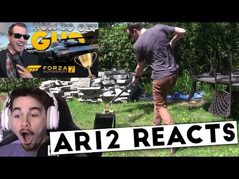 AR12 GAMING REACTS TO - HOW TO GET GUD FM7