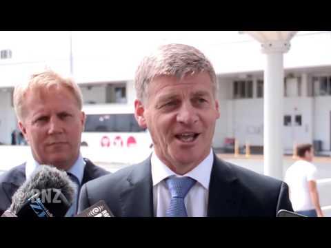 PM Bill English will not attend Waitangi Day commemorations
