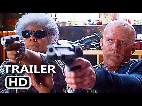 DEADPOOL 2 Extended Trailer (2018) Ryan Reynolds, Superhero Movie