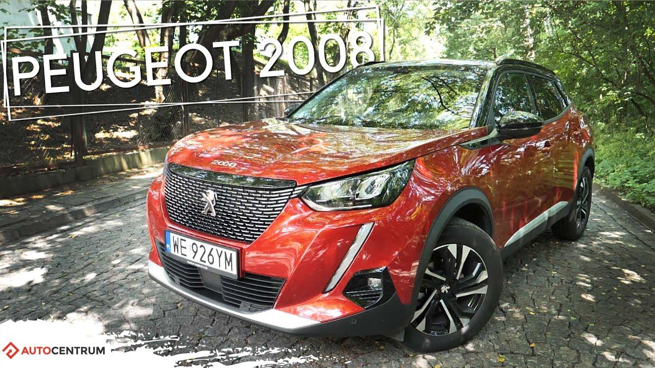 Peugeot 2008 - Nie nazywajcie go miejskim SUV'em! | Test motoryzacyjny