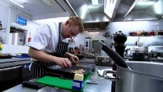 Michelin star chef forgets seasoning