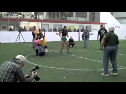 Green Bay Chill Lingerie Football League Tryouts