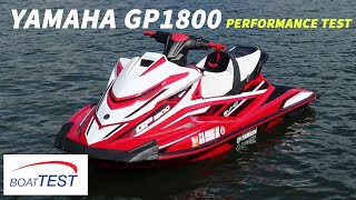 10. Yamaha GP1800 (2017-) Features Video- By BoatTEST.com