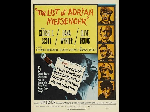 GENRE FILES: THE LIST OF ADRIAN MESSENGER (1963)