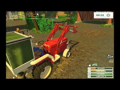 Hoftraktor HT13E FL v1.0