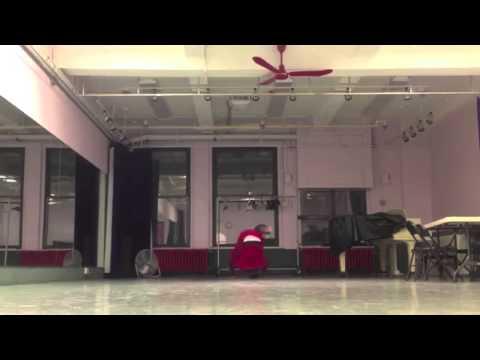 Robert Taylor Jr, Choreography Reel
