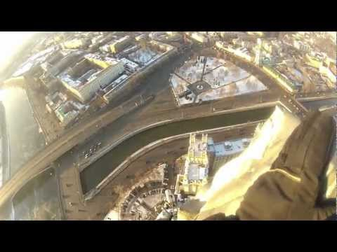 Russia - Kotelnicheskaya Embankment Building Climb