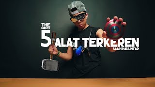 Video 5 ALAT TERKEREN - VERSI SAAIH HALILINTAR MP3, 3GP, MP4, WEBM, AVI, FLV November 2018