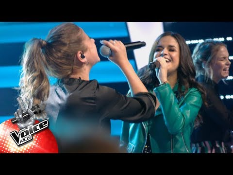Coaches - 'Centuries' | Blind Auditions | The Voice Kids | VTM
