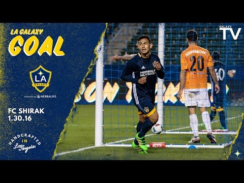 Video: GOAL: Jose Villarreal cleans up at the near post