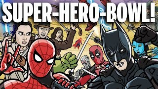 Video SUPER-HERO-BOWL! - TOON SANDWICH MP3, 3GP, MP4, WEBM, AVI, FLV Juni 2019