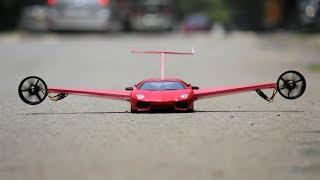 Video How to make a Airplane - Aeroplane Car - Lamborghini MP3, 3GP, MP4, WEBM, AVI, FLV Juni 2019