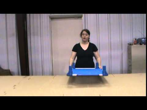 4Legs4Pets Cot Assembly Instructional Video