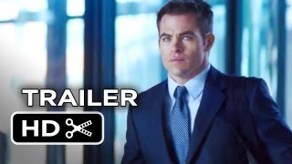 Nonton Jack Ryan  Shadow Recruit Official Trailer  1  2014    Chris Pine Movie Hd Film Subtitle Indonesia Streaming Movie Download