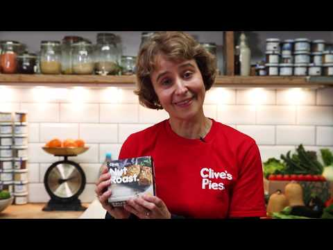 Nut Roast, Gluten Free, Organic, Clive's (280g)