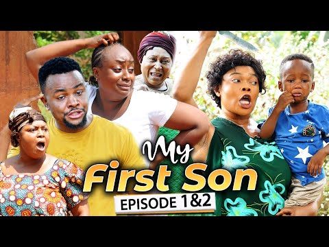 MY FIRST SON EPISODE 1&2 (New Movie) Queen Nwokoma & Darlington 2021 Latest Nigerian Nollywood Movie