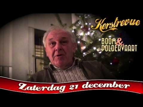 Boom en Poldervaart Kerstrevue, 21 december 2013, Piet IJssels