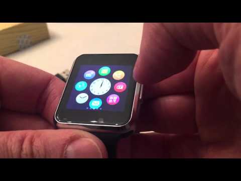 Unboxing A1 Smartwatch phone
