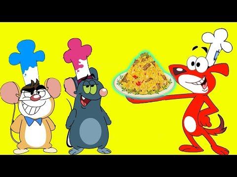 Rat-A-Tat |'Fine Dine Vs Cooking Catastrophe 1Hour Food Special'| Chotoonz Kids Funny Cartoon Videos