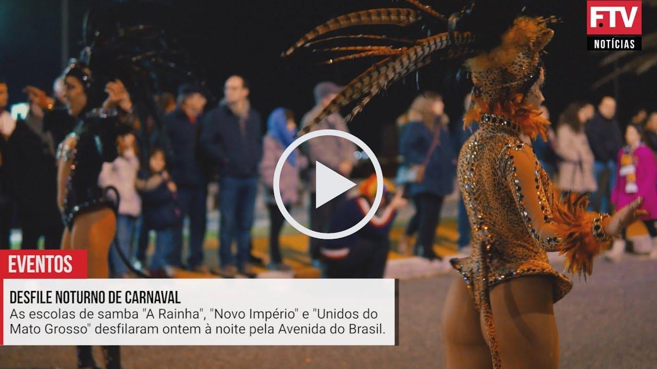 Desfile Noturno Carnaval'18 – Figueira da Foz