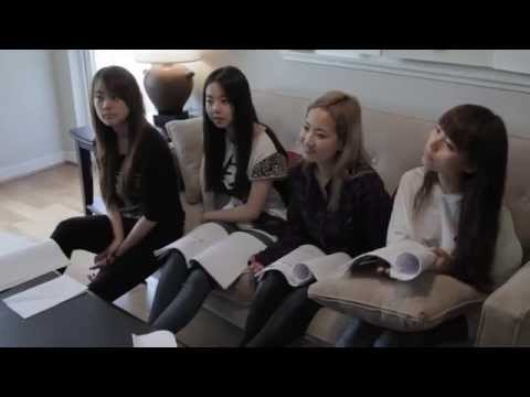 """""""The Wonder Girls Movie"""" Behind The Scenes Episode 1"""