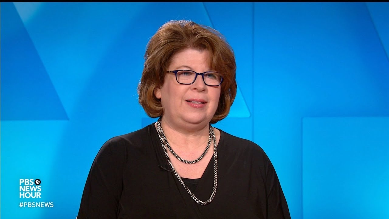 PBS News Hour: 'The Wife' author Meg Wolitzer answers your questions
