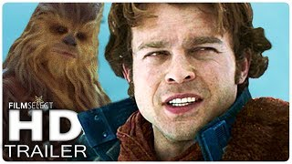 Video SOLO: A Star Wars Story Extended Trailer (2018) MP3, 3GP, MP4, WEBM, AVI, FLV Maret 2018