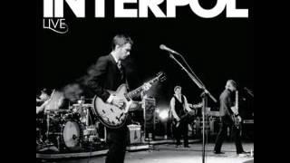 INTERPOL - REST MY CHEMISTRY