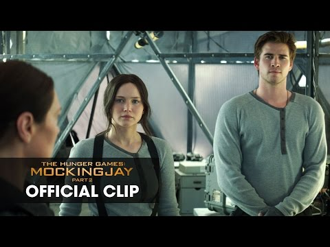 The Hunger Games: Mockingjay, Part 2 (1st Clip 'Star Squad')