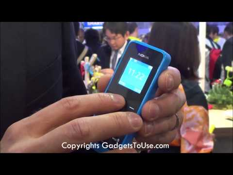 Nokia 105 Features and Specs Overview in Detail at MWC 2013
