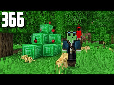 Let's Play Minecraft - Ep.366 : Extreme Loot Adventure!