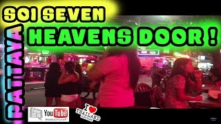 Heavens Door Bar Soi 7 Pattaya Thailand 2013 Nightlife