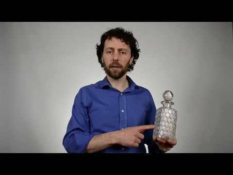 What is a Whisky Decanter? by Lavish Shoestring Basics