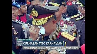 Video Curhatan Kapolri Tito Karnavian Tuai Berbagai Tanggapan dari Berbagai Pihak - BIS 12/07 MP3, 3GP, MP4, WEBM, AVI, FLV Juli 2018