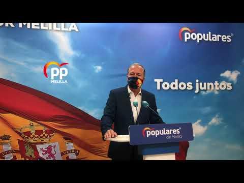 Marín anuncia varias querellas, que el PP irá inte...