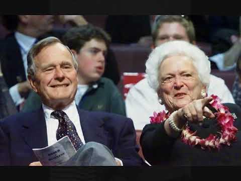 Barbara Bush's visits to Pennsylvania