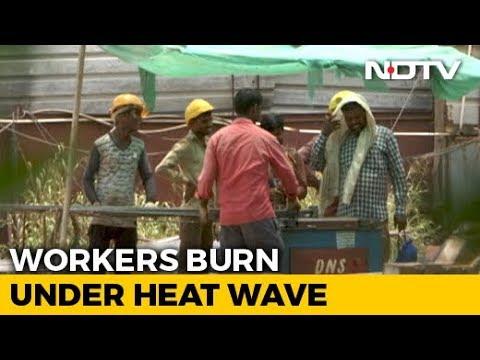 "Video - ""Κύμα"" καύσωνα στην Ινδία: Στους 78 οι νεκροί μέσα σε 48 ώρες"