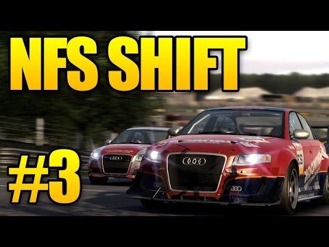 Need For Speed Shift - Mazda, Ford, Honda, Dat Audi Challenge  #3