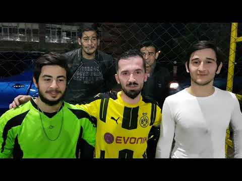 Bursa Dortmund - MONARCH FC  Monarch Fc - Bursa Dortmund / Maç Sonu Röportajı / Lig Maratonu Bursa